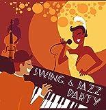 Swing & Jazz Party Vinyl - DUKE ELLINGTON, BILLIE HOLIDAY, BENNY GOODMAN