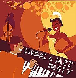 Swing & Jazz Party Vinyle - DUKE ELLINGTON, BILLIE HOLIDAY, BENNY GOODMAN