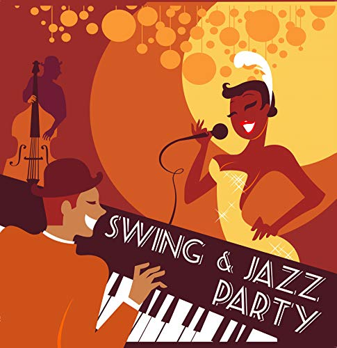 Swing & Jazz Party Vinilo - DUKE ELLINGTON, BILLIE HOLIDAY, BENNY GOODMAN