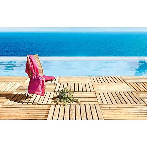 SEIFIL, per pavimenti in legno naturale, 50 x 50 cm