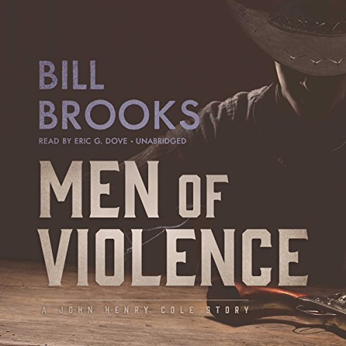 Men of Violence audiobook cover art