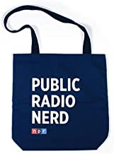 Public Radio Nerd Official NPR Tote
