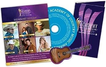 2012 ACM Academy of Country Music Awards Nominee Spotlight Zinepak (20 Song Cd & ACM Magazine)
