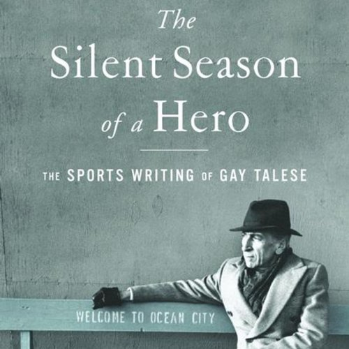 The Silent Season of a Hero audiobook cover art