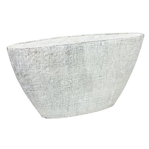 Pot de fleur en ceramique Etno 58 cm étroit