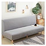 WSZMD Cama Personalizada para Sofá Sin Reposabrazos Y Banco. S/L/M Tamaño Protector Muebles Extensibles Elásticos Estar, Cubierta Sofá (Color : 7, Specification : Customized)