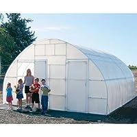 Solexx Conservatory Greenhouse 16' X 20' X 9'6