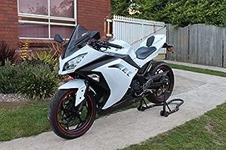 ninja 300 no fairings