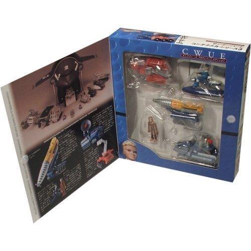 Thunderbird Chara Roues Ultimatum Med ?dition conteneur m?canique s?rie 3 (Japon import / Le paquet et le manuel sont ?crites en japonais)