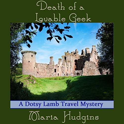 Death of a Lovable Geek audiobook cover art