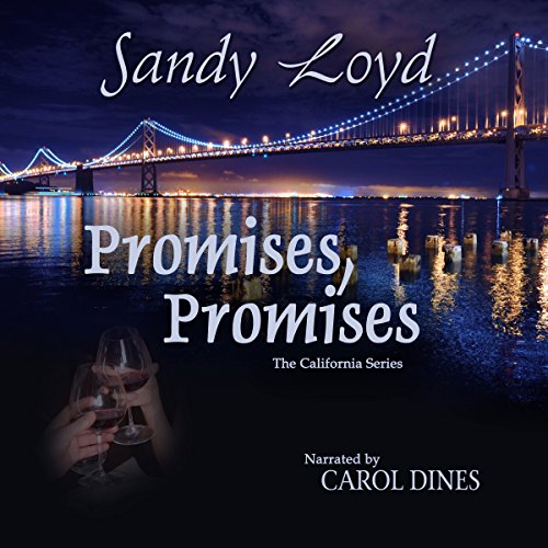 Promises, Promises audiobook cover art