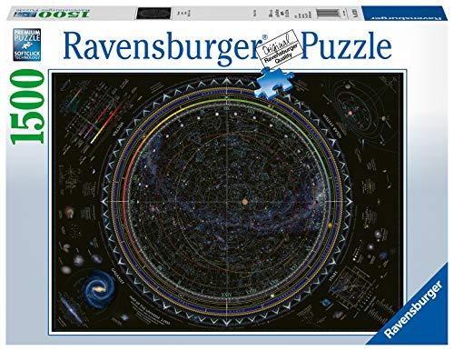 Ravensburger Puzzle 16213 - Universum - 1500 Teile Puzzle für Erwachsene und Kinder ab 14 Jahren, Puzzle mit Weltall-Motiv