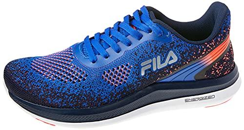 Tênis Fr Lumix, Fila, Masculino, Coral/Prata, 39