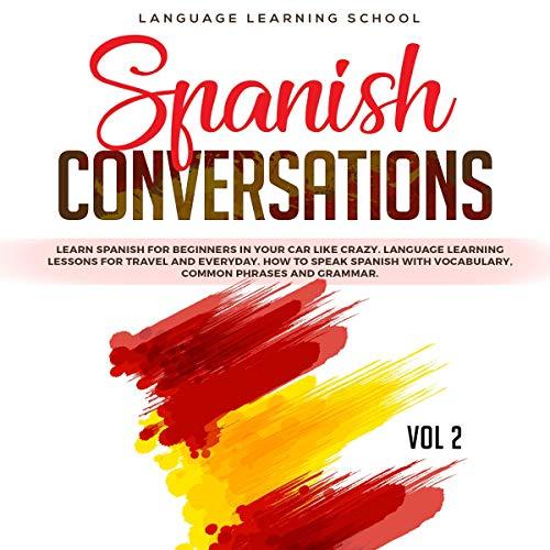 『Spanish Conversations』のカバーアート