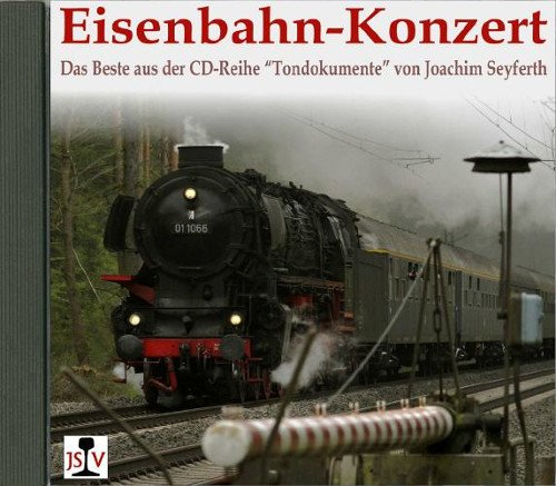 Eisenbahn-Konzert, 1 Audio-CD