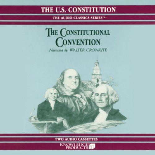 The Constitutional Convention copertina