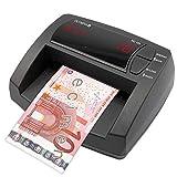 OLYMPIA NC 325 Automatisches Geldscheinprüfgerät – Updatebar – LCD-Display – Integrierter...