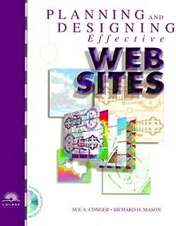 Planning and Designing Effective Websites: With Web Workshop CD