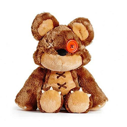 xuritaotao 40Cm Spiel LOL Tibbers Plüschtiere Puppe Official Edition Annies Bär Plüsch Stofftiere Für Weihnachten Geburtstagsgeschenke