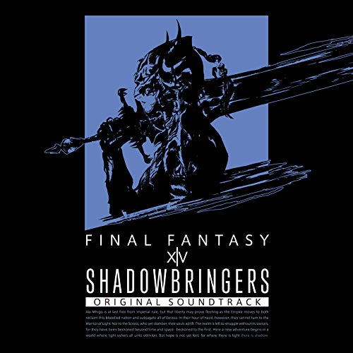 [Album]SHADOWBRINGERS:FINAL FANTASY XIV Original Soundtrack – 祖堅正慶[FLAC + MP3]