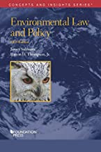 Environmental Law and Policy (Concepts and Insights) (English Edition)