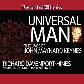 Universal Man cover art