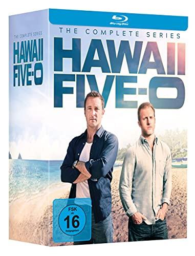 Hawaii Five-0 (2010) - Die komplette Serie [Blu-ray]