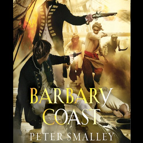 Barbary Coast cover art