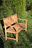 Chillroi Kingsbury Gartenbank Holz - 8
