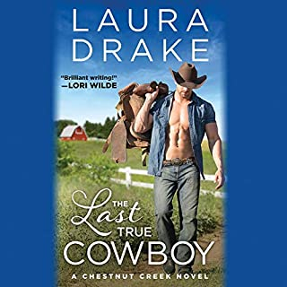 The Last True Cowboy audiobook cover art