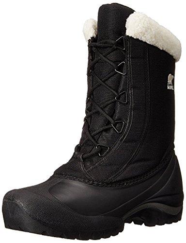 Sorel Damen Cumberland Stiefel, schwarz, Größe: 38