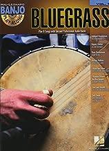 Bluegrass: Banjo Play-Along Volume 1 (Hal Leonard Banjo Play-along)
