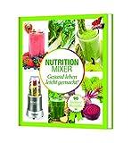TV Unser Original 05810Mr Magic Nutrition Mixer ricettario–Libro Natural Superfood Smoothie
