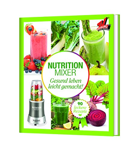 TV Unser Original 05810 Mr Magic Nutrition Boekenmixer - boek Natural Superfood Smoothie