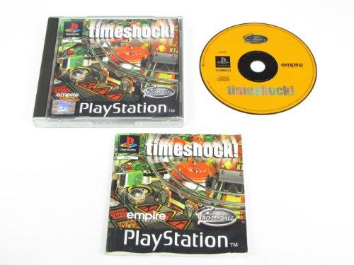 PS1 - Pro Pinball - Timeshock!