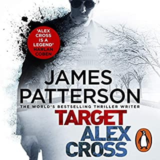 Target: Alex Cross cover art
