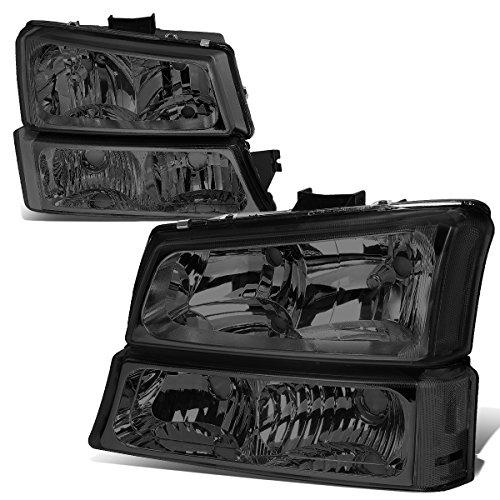 06 silverado black headlights - 3