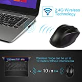 Zoom IMG-2 tedgem mouse wireless con usb