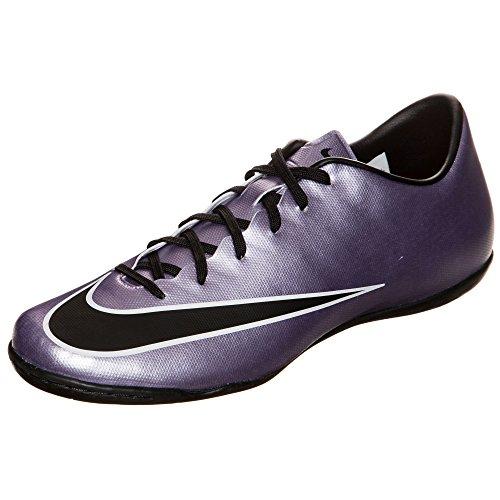Nike Mercurial Victory V Ic - Scarpe da calcio allenamento, Uomo, Argento (Silber (Silber/Schwarz)), 39