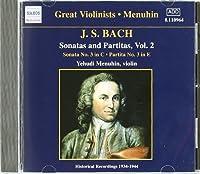 Sonatas & Partitas 2 (2006-08-01)