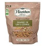 Favrichon Crunchy Muesli Semillas De Lino Y Calabaza 450 G 450 G - 200 g