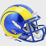 Los Angeles Rams New 2020 Logo Riddell Speed Mini Football Helmet