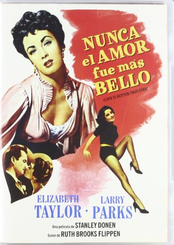Nunca El Amor Fue Más Bello (Love Is Better Than Even) [DVD]
