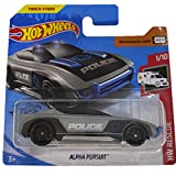 Hot Wheels Alpha Pursuit HW Rescue 1/10 2020 (206/250) Short Card