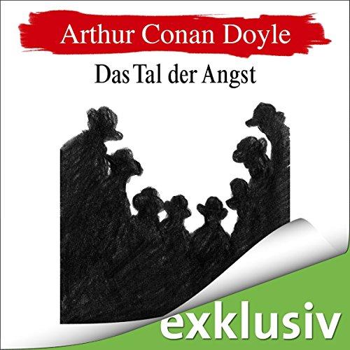 Das Tal der Angst (Sherlock Holmes 4) audiobook cover art