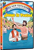 Jesus Is Tested by Under God's Rainbow
