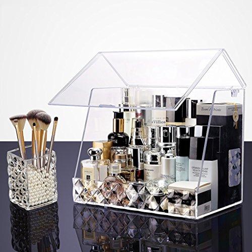 Boîte à bijoux coffret à maquillage bijoux et cosmétique beauty Case Boîte à Mallette/ coffrets/ boîte à maquillage bijoux et cosmétique beauty Case Coffrets boîte à maquillage beauty Case Organisateur Maquillage ( Color : B )