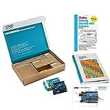 Arduino Der offizielle Starter Kit Deluxe Paket mit: Erste Schritte Open Source Elektronik Prototyping-Plattform 3. Edition Buch
