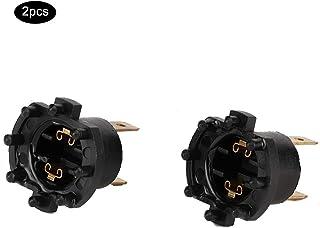 Ein Paar Scheinwerferfassung, Lampenfassung für Auto 3 5 323 B28V510A3 12V