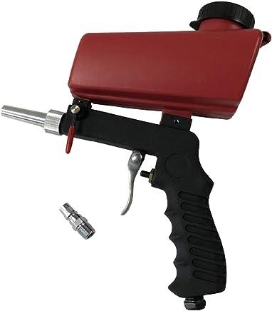 1,7 mm WGE HVLP Schwerkraft-Spritzpistole 1,4 mm 2,0 mm//Geeignet f/ür alle automatischen Anstriche Grundierungen Decklacke und Oberfl/ächen.